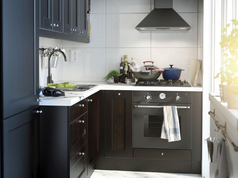 Welche Möbel in der Küche sind besser? Geheimnisse der Designer: Was ...