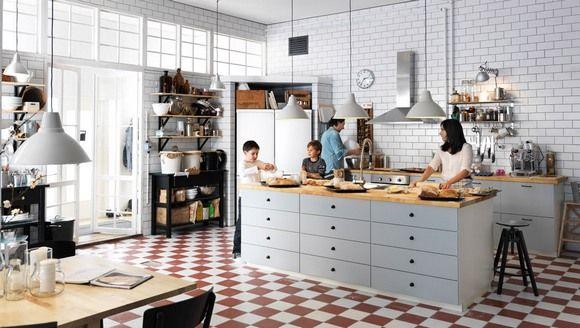 Kombinációk az Ikea nappali számára. Moduláris bútorok az Ikea ...